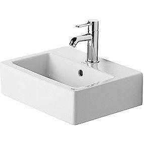 Duravit Vero vask 45x35 Hvid