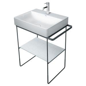 Duravit DuraSquare håndvask 600x400mm inkl. stativ