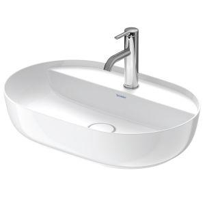LUV BOWLE vaske med hanehul 60x40 cm